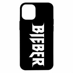 Чехол для iPhone 12 mini Bieber