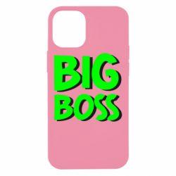 Чехол для iPhone 12 mini Big Boss