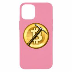 Чохол для iPhone 12 mini Bitcoin Hammer