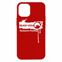 Чехол для iPhone 12 mini Black Mesa