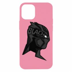 Чехол для iPhone 12 mini Black Panter Art