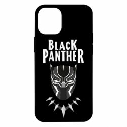 Чехол для iPhone 12 mini Black panter