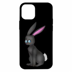Чохол для iPhone 12 mini Black Rabbit
