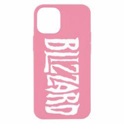 Чохол для iPhone 12 mini Blizzard Logo