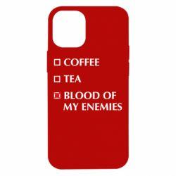 Чохол для iPhone 12 mini Blood of my enemies