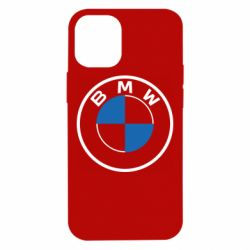 Чохол для iPhone 12 mini BMW logo 2020