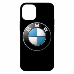 Чехол для iPhone 12 mini BMW Logo 3D