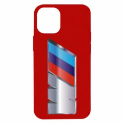 Чехол для iPhone 12 mini BMW M POWER