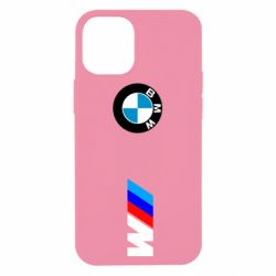 Чехол для iPhone 12 mini BMW M