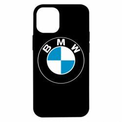 Чехол для iPhone 12 mini BMW Small
