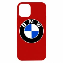 Чехол для iPhone 12 mini BMW