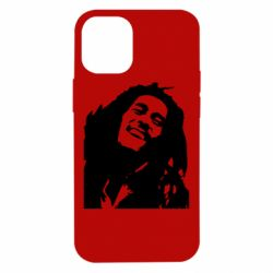 Чехол для iPhone 12 mini Bob Marley