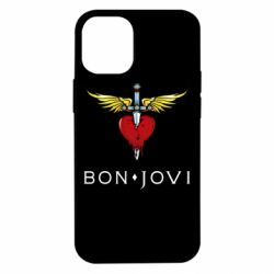 Чехол для iPhone 12 mini Bon Jovi