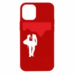 Чохол для iPhone 12 mini Bond 007 minimalism