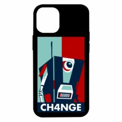 Чохол для iPhone 12 mini Borderlands CH4NGE Claptrap