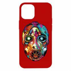 Чехол для iPhone 12 mini Borderlands mask in paint