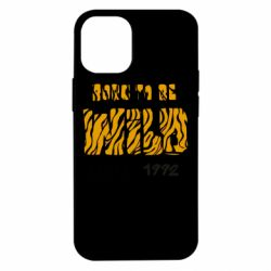 Чохол для iPhone 12 mini Born to be wild sinse 1992