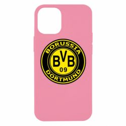 Чехол для iPhone 12 mini Borussia Dortmund