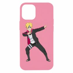 Чехол для iPhone 12 mini Boruto dab