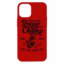 Чохол для iPhone 12 mini Boxing Champ