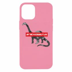 Чохол для iPhone 12 mini Brachiosaurus