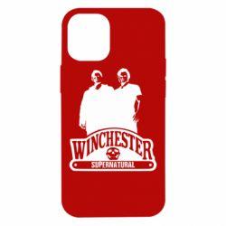 Чохол для iPhone 12 mini Брати Вінчестери серіал