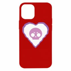 Чехол для iPhone 12 mini Brawl heart