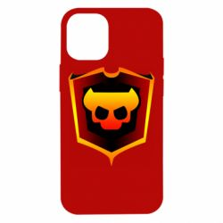Чехол для iPhone 12 mini Brawl Horns