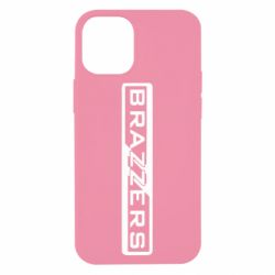 Чехол для iPhone 12 mini Brazzers Logo