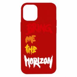 Чехол для iPhone 12 mini Bring me the horizon