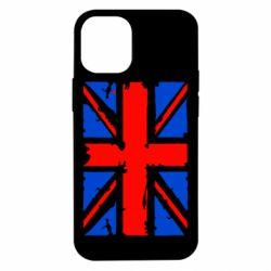 Чехол для iPhone 12 mini Британский флаг