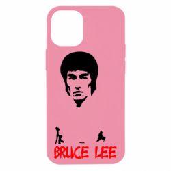 Чехол для iPhone 12 mini Bruce Lee