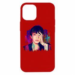 Чехол для iPhone 12 mini Bts Jin
