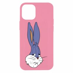 Чохол для iPhone 12 mini Bugs Bunny Meme Face