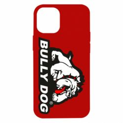 Чехол для iPhone 12 mini Bully dog