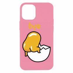 Чохол для iPhone 12 mini Bye