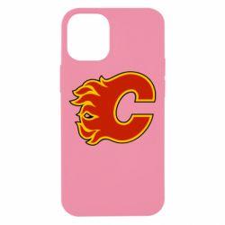 Чехол для iPhone 12 mini Calgary Flames