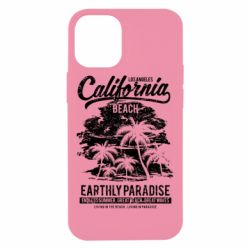 Чохол для iPhone 12 mini California Beach