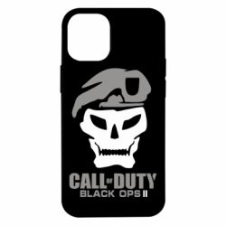 Чехол для iPhone 12 mini Call of Duty Black Ops 2