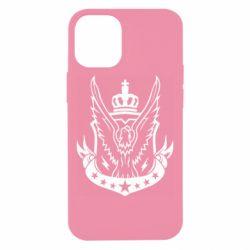 Чехол для iPhone 12 mini Call of Duty eagle