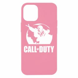 Чохол для iPhone 12 mini Call of Duty логотип