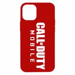 Чехол для iPhone 12 mini Call of Duty Mobile