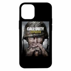 Чохол для iPhone 12 mini Call of Duty WW2 poster