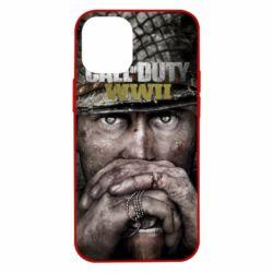 Чехол для iPhone 12 mini Call of Duty WWII