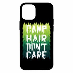 Чехол для iPhone 12 mini Camp hair don't care