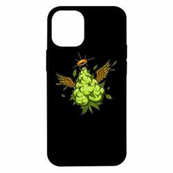 Чохол для iPhone 12 mini Cannabis