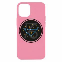 Чехол для iPhone 12 mini Capricorn constellation
