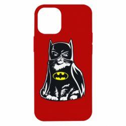 Чохол для iPhone 12 mini Cat Batman