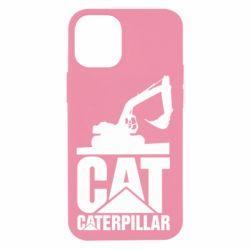 Чохол для iPhone 12 mini Caterpillar cat
