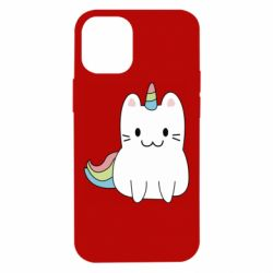 Чехол для iPhone 12 mini Caticorn
